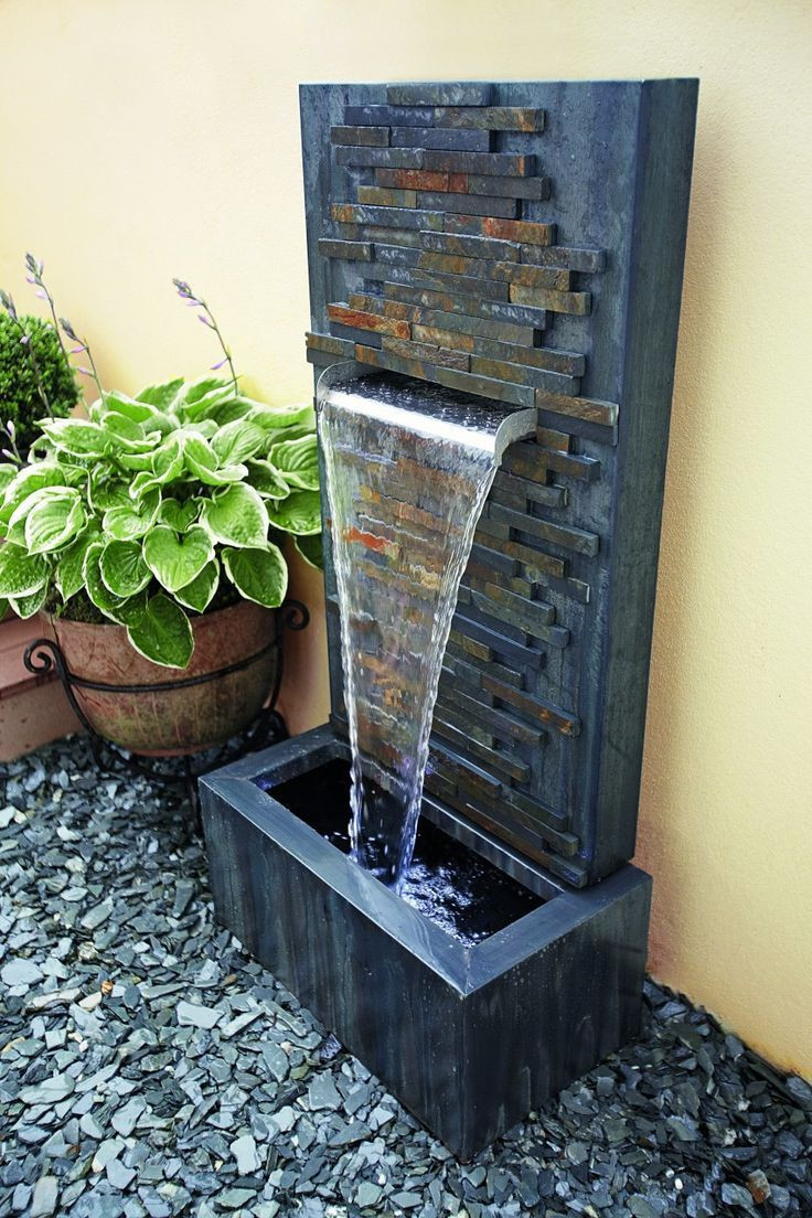 35 Incredible Backyard Fountains Do It Yourself - Home ...