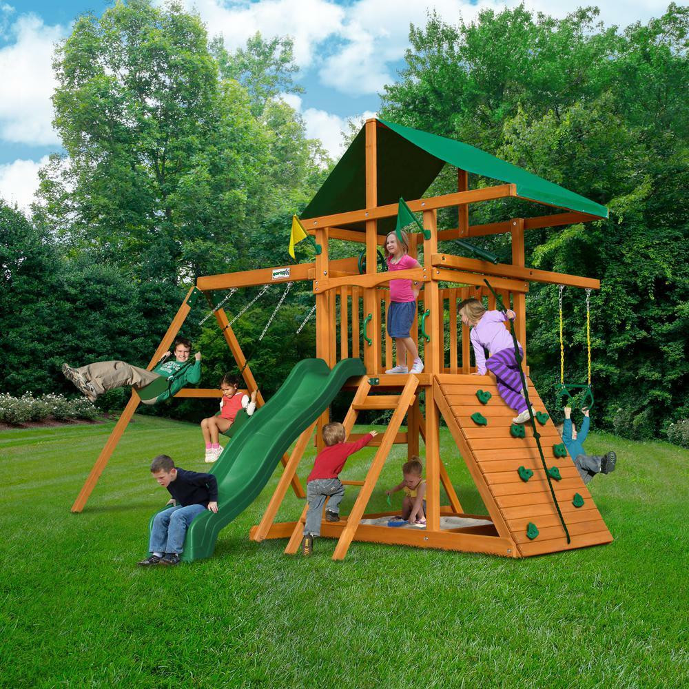 35 Fantastic Backyard Swing Set - Home, Family, Style and ...
