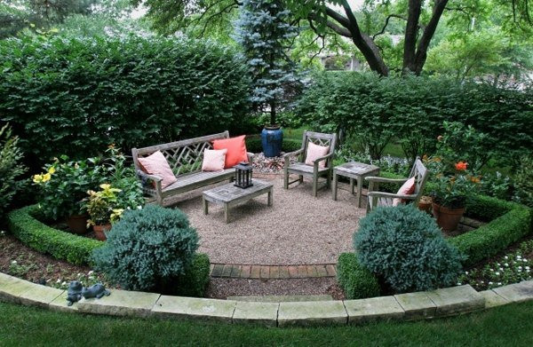Outdoor Landscape Sitting 5th and state Garden Trends 2016