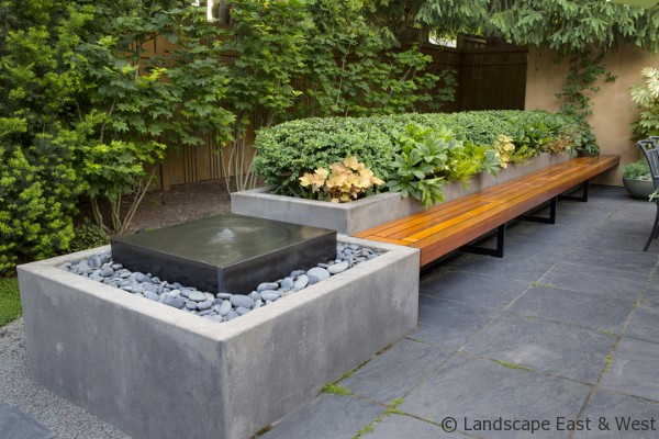 Outdoor Landscape Sitting 6 s of Lush & Healthy Portland Landscaping Projects