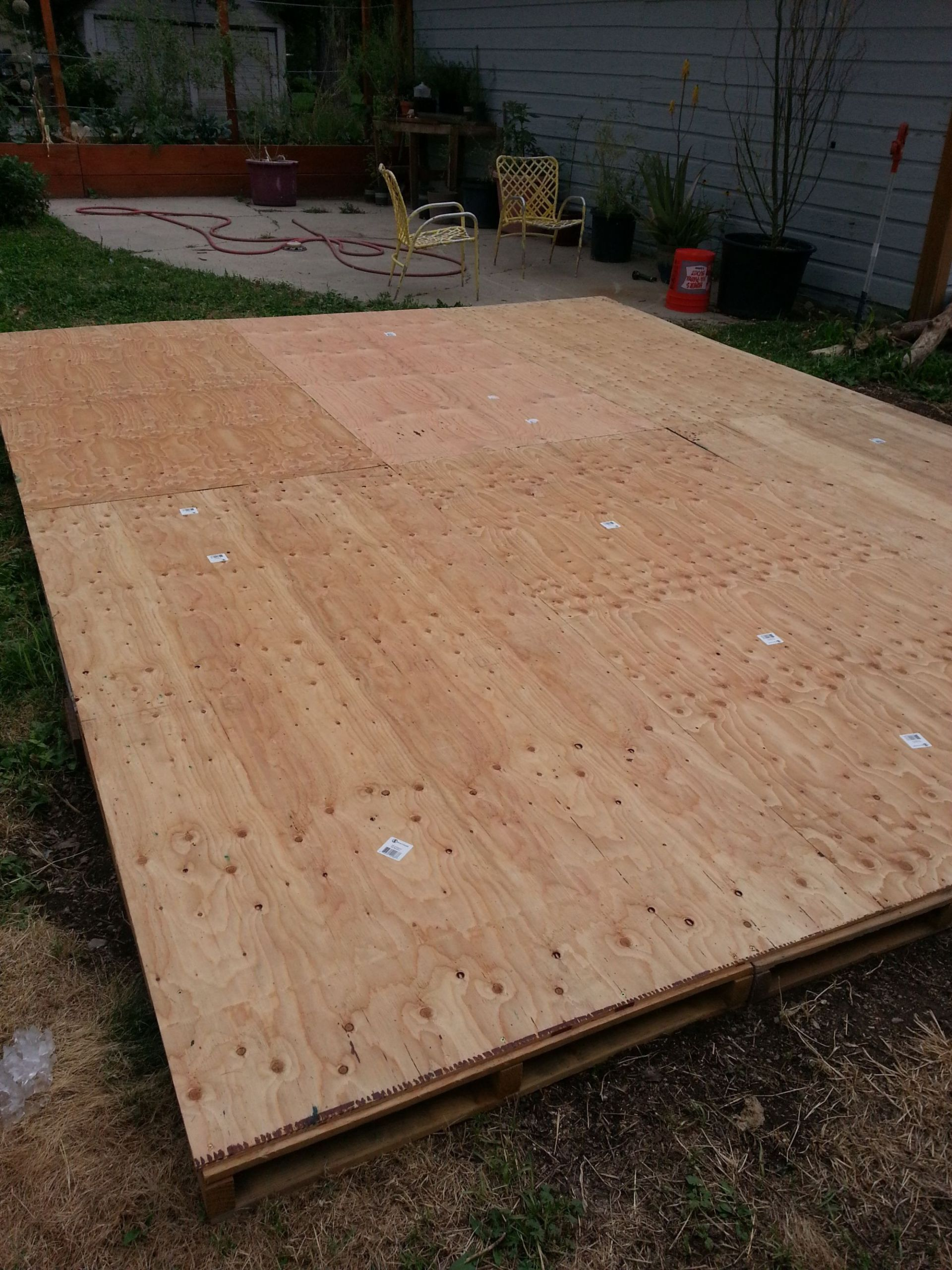 The Best Diy Outdoor Dance Floor - Home, Family, Style and ...