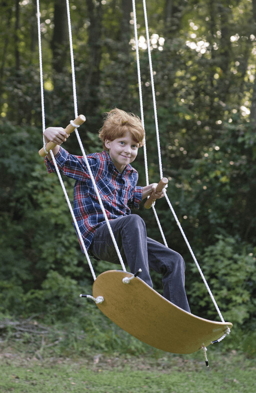 30 Incredible Outdoor Swing Kids - Home, Family, Style and ...