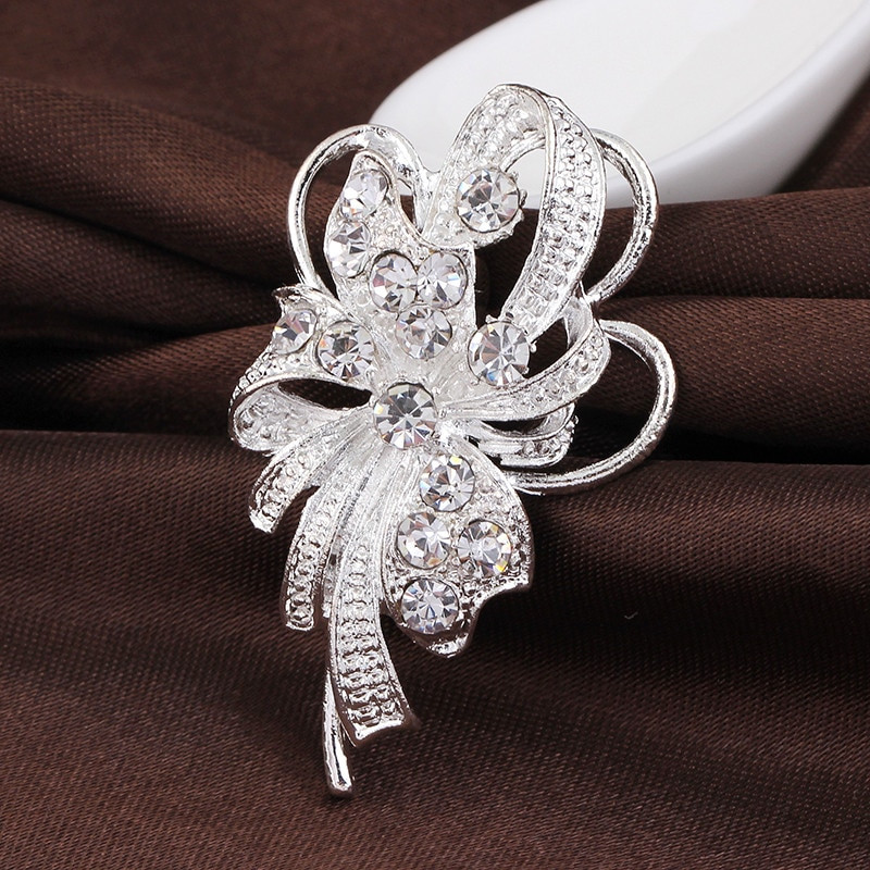 Pins Jewelry danbihuabi unique rhinestone brooch pins wedding