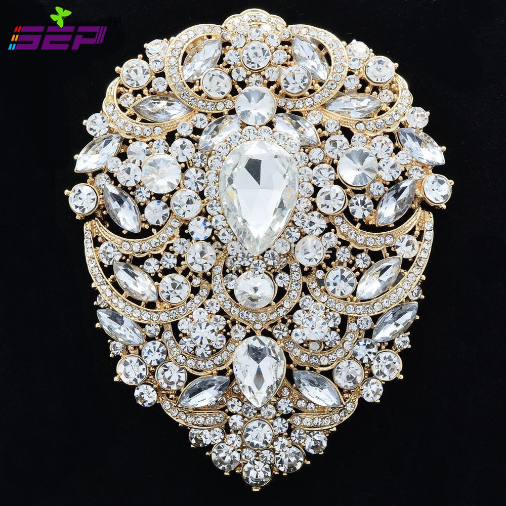 Pins Jewelry Brooch Pins Bridal Wedding Jewelry 4 9 inches