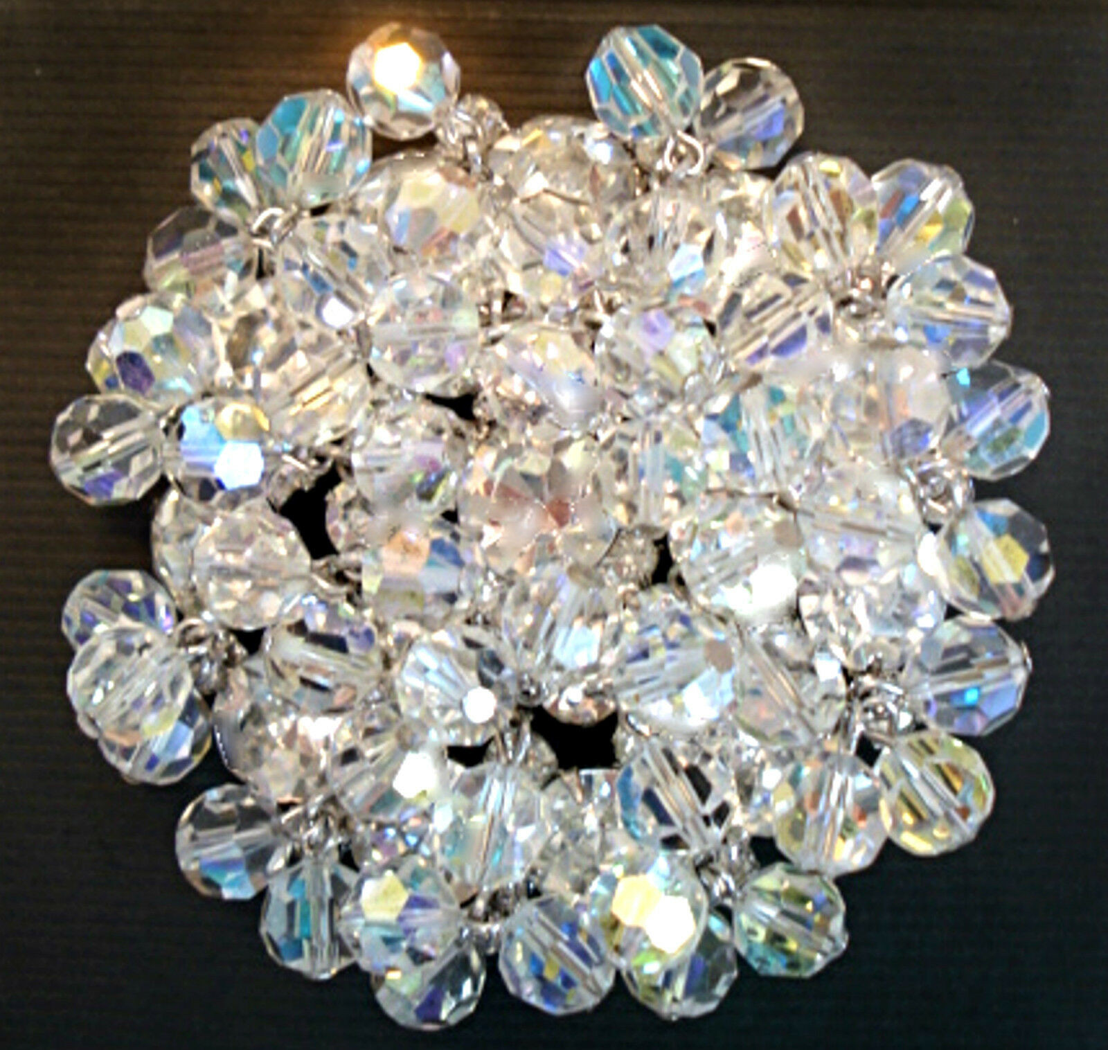 Pins Jewelry Vintage Costume Jewelry JULIANA D&E Crystal Rhinestone