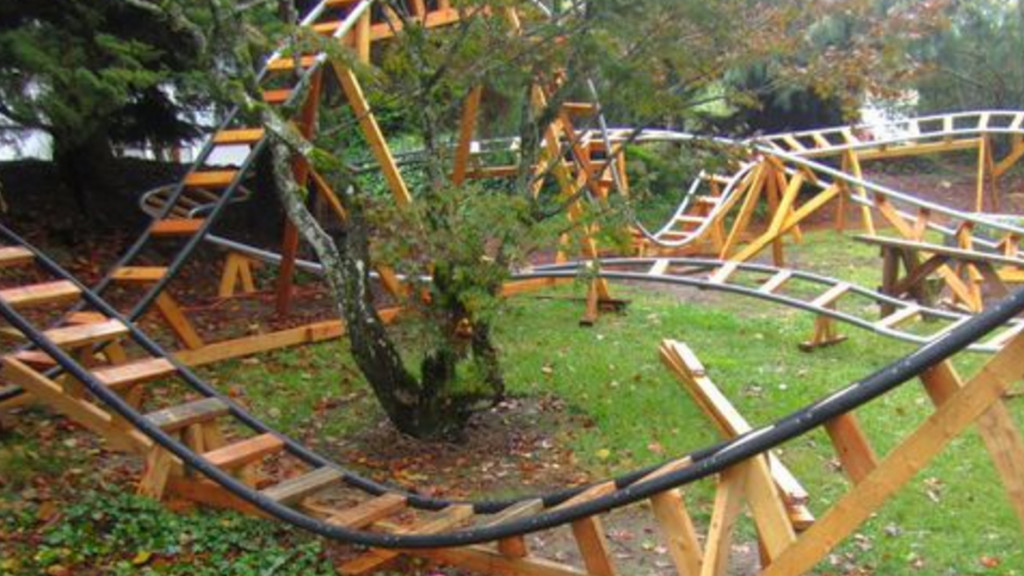 35 Fascinating Roller Coaster In Backyard - Home, Family ...